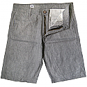 Summer Cotton Half Pant (Grey)