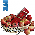 JW Red Label in Apple Basket