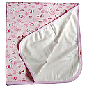 Soft Baby Urine Mat For New Born Baby (Pink)