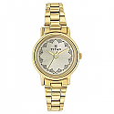 Titan Karishma Light Champagne Dial Analog Watch for Women (917YM12)