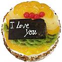 Mix Fruits Cake from Annapurna Hotel (Sugar Free)