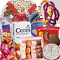 Super All-in-One Bhai-Tika Hamper for My Brother (12 Items)