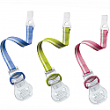 Philips Avent Soother Clip Mixed Colour (SCF185/00)