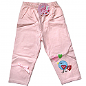 Cotton Leggings for Kids (Light Pink Color)