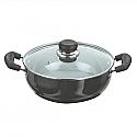 Baltra Hard Anodized Cookware - Kadahi 34cm (BHA-116)