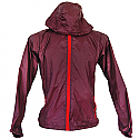 Maroon Full Sleeves Polyester Windcheater (XL)