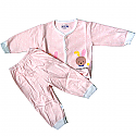 Pink Pajama For Babies (Two Sizes Available)