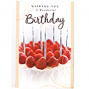 Wishing You A Wonderful Birthday - Greeting Card