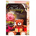 A Loving Wish On Your Birthday - Greeting Card