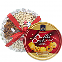 Dry Nuts Tray and Sapphire Danish Festival Cookies