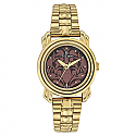 Titan Beige Dial Analog Watch for Women (2534YM04)