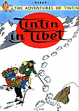 Tintin in Tibet by Herge (Comic Book)