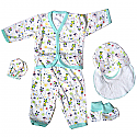 Baby Clothes Set For New Born Baby (6 items)