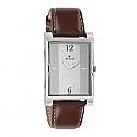 Titan Brass Case Multi-Color Dial Analog Watch for Men (1641SL01)