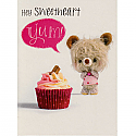 Sweetheart's Birthday Greeting Card