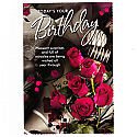 Today's Your Birthday- Greeting Card