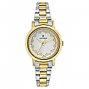 Titan Prealised White Dial Analog Watch for Women (917BM01)