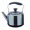 Baltra Solid Electric Whistling Kettle (BC-127) 6Ltr